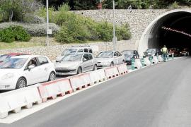 Las multas a los que no paguen en el túnel de Sóller tendrán una tramitación prioritaria