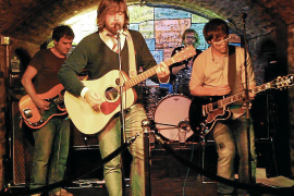 La banda Mc Royal representa a Balears en el Festival IPO de Liverpool