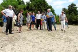 El Govern balear y la Generalitat reactivan la apertura de la fosa de sa Coma aplazada por el 155