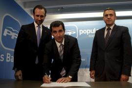 Bauzá ficha a Company en el PP para intentar reforzar el perfil regionalista