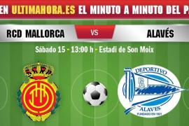 Así hemos vivido el Real Mallorca-Alavés