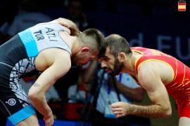 Levan Metreveli cae en la repesca por el bronce en el Europeo