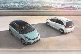 El Honda Jazz híbrido ofrece potencia y conectividad