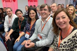 Armengol: «La hoja de ruta común con el Gobierno multiplica en favor de Baleares»