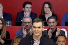 Sánchez promete que el diálogo con Cataluña no irá en detrimento de las necesidades de otras autonomías