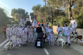Comienza el Carnaval con sa Rua de Marratxí