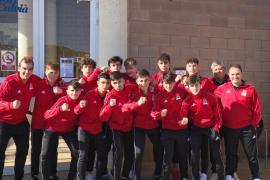 Balears, campeona de España de fútbol sala Sub 16