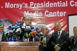 Victoria del candidato islamista en la primera vuelta de la elección a la presidencia de Egipto