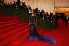 Beyoncé vuelve a los escenarios  tras dar a luz a su hija Blue Ivy