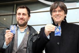 La Justicia belga mantiene suspendida la euroorden de Puigdemont y Comín