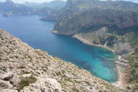 Es Cavall Bernat: El espectacular efecto lumínico que se produce en Mallorca