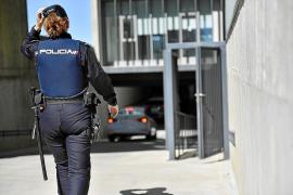 Siete detenidos por una oleada de robos en diferentes barriadas de Palma