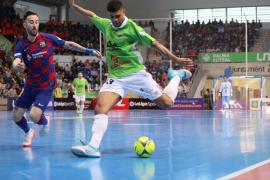 El Palma Futsal busca un nuevo impulso en Peñíscola