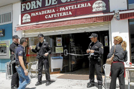 El juez envía a prisión al acusado de apuñalar a su exjefe en una cafetería de Son Castelló
