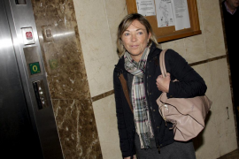 Se vuelve a aplazar la declaración de Dolça Mulet como imputada en el caso Bomsai