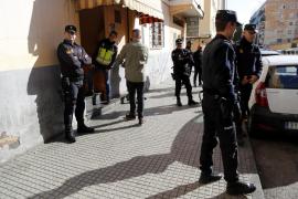 Detenidos dos hermanos del clan de 'Los Rochos' por el apuñalamiento de un joven en Son Gotleu