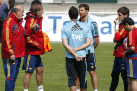Juanfran y Pedro, últimos en entrar en la lista para la Eurocopa