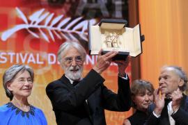 Haneke consigue su segunda Palma de Oro en Cannes y Reygadas mejor director