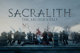 SACRALITH The Archer's Tale
