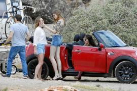 Netflix volverá a Mallorca para rodar la segunda temporada de 'White Lines'