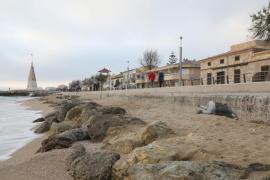 Imágenes contra la 'Indiferencia' en el paseo del Molinar de Palma