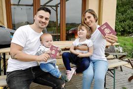 Una familia de Mallorca prepara una «aventura vital» para recorrer el mundo
