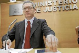 Gallardón dice que Bankia se investigará en el Congreso «cuando sea oportuno»