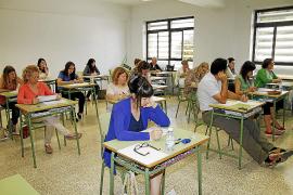 Segunda jornada de exámenes de las nuevas pruebas de catalán C1 y C2
