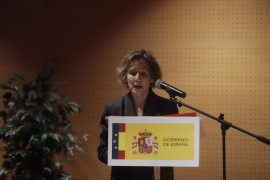 Aina Calvo: «Todos somos iguales y tenemos derecho a seguir vivas»