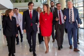 El ministro de Sanidad dice que la gestión del caso de coronavirus en Mallorca ha sido «modélica»