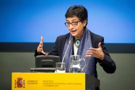 La ministra de Exteriores cree que España y Argelia deben negociar la delimitación de las fronteras marítimas