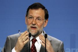 Rajoy descarta que la banca española necesite el rescate de Europa