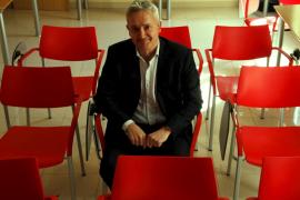 Dimite Diego González, secretario general del PSOE-Palma