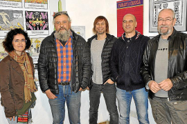 Mercat del Còmic en Can Gelabert de Binissalem
