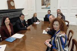 Baleares traslada a las empresas y al Gobierno británico su «tolerancia cero» contra el turismo de borrachera