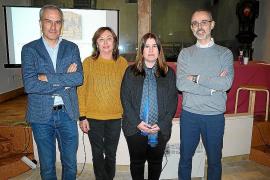 Magdalena Cerdá presenta 'Fusters i imaginaires a la Mallorca Medieval' en la Societat Arqueològica Lul·liana