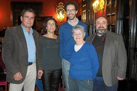 Antoni Pons presenta en Can Balaguer su estudio sobre la Consueta Antiga d'Aniversaris y la Seu