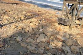 Indignación en el Llevant de Mallorca por la escasez de ayudas de Costas por los daños de 'Gloria'