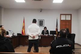 Condenado a cinco años por dos violentos asaltos en poco más de un día en sa Pobla