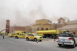 Cuatro niños españoles, entre los 19 fallecidos en un incendio en un centro comercial en Catar