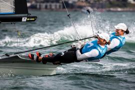 Balears apunta a su récord olímpico en Tokio