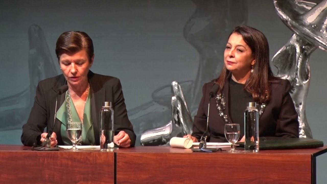 La embajadora Karima Benyaich: «La estabilidad política y la seguridad explican el desarrollo de Marruecos»