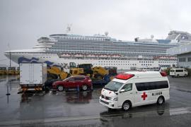 Fallecen por el coronavirus dos personas que estaban en el crucero de Japón
