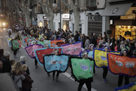 Imagen de sa Rua celebrada en Palma el año pasado
