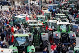 Los agricultores y ganaderos protestarán frente a la casa de Pablo Iglesias