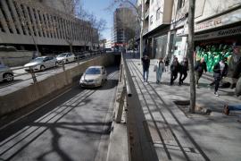 La calle Nuredduna será peatonal a partir de finales de 2021