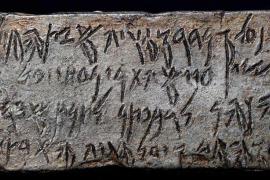 """La """"piedra de Rosetta"""" ibicenca"""