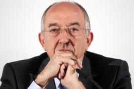 Miguel Angel Fernandez Ordoñez, presidente del Banco de España.