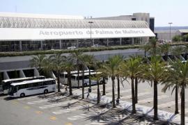 Son Sant Joan, Aeropuerto de Palma.