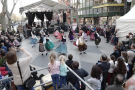 El Govern destina 420.000 euros a las actividades por el Día de Baleares, con casi 300 propuestas